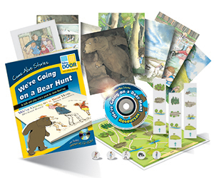 YD0401 Bear Hunt Story Pack
